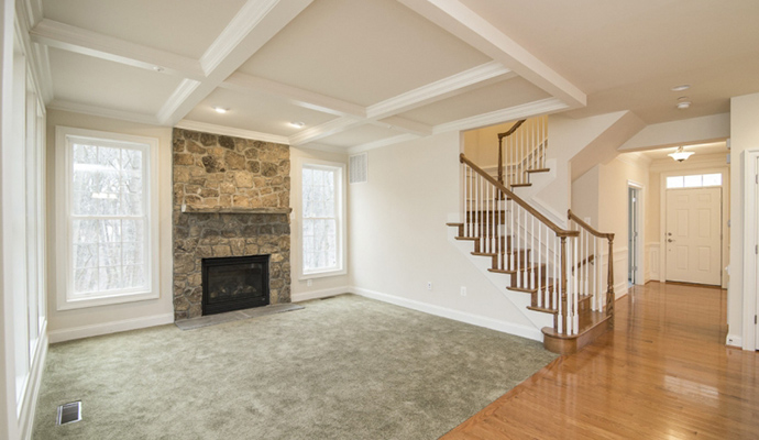 Kroms Keep – Carroll County MD living room
