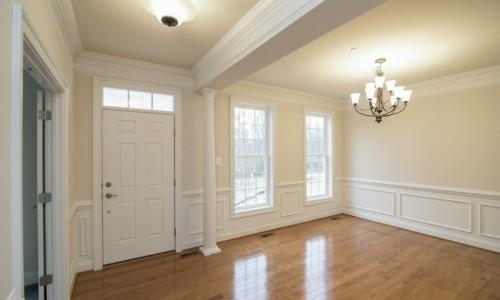 3 Kroms Drive in Kroms Keep Dining room and front door