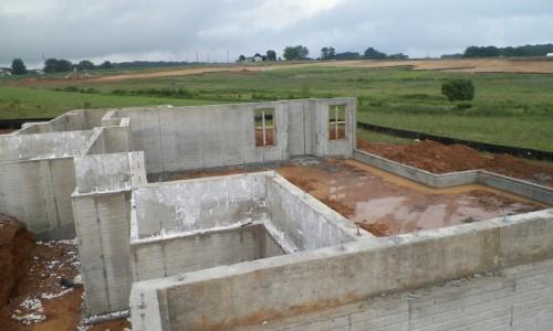 Long Reach Farms - Lot 3 Custom Build foundation