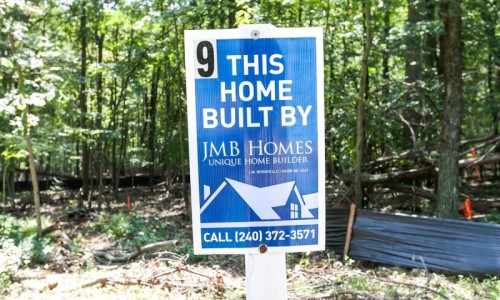 JMB HOMES Augusta Ridge - Lot 9