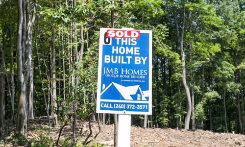 JMB HOMES Augusta Ridge - Lot 6 sold