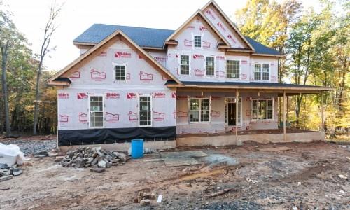 Augusta Ridge - Lot 2 Sonoma exterior construction