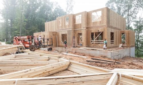 Augusta Ridge - Lot 2 Sonoma construction