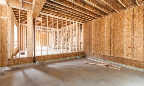 Augusta Ridge - Lot 2 Sonoma interior construction