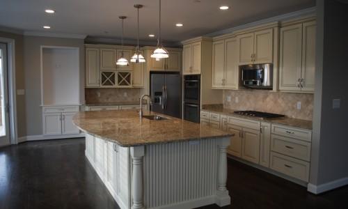 Long Reach Farms - Lot 3 Custom Build kitchen