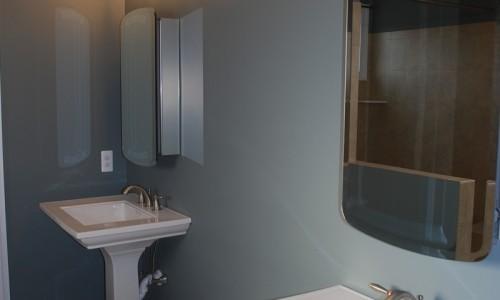 Long Reach Farms - Lot 3 Custom Build bathroom his and her sinks