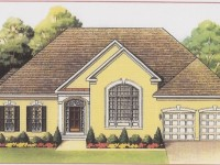The Monticello by JMB HOMES
