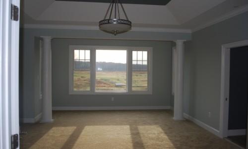 Long Reach Farms - Lot 3 Custom Build interior room