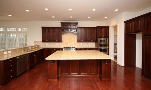 JMB HOMES Augusta Ridge - Lot 7 Sonoma kitchen