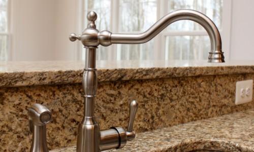 JMB HOMES Augusta Ridge - Lot 7 Sonoma kitchen faucet
