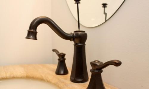 JMB HOMES Augusta Ridge - Lot 7 Sonoma designer faucet