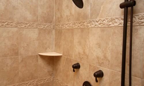 JMB HOMES Augusta Ridge - Lot 7 Sonoma custom master shower