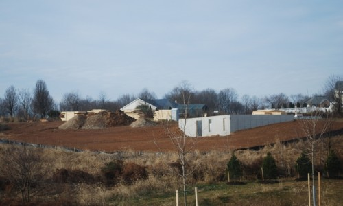 JMB HOMES Long Reach Farms - Lot 1 - Construction