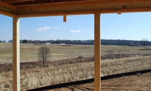 JMB HOMES Long Reach Farms - Lot 1 beautiful country view