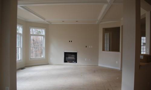 Augusta Ridge - Lot 2 Sonoma fireplace
