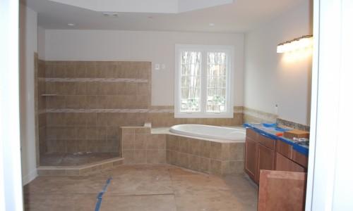 Augusta Ridge - Lot 2 Sonoma master bathroom