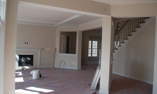 JMB HOMES Augusta Ridge - Lot 2 Sonoma interior finishing