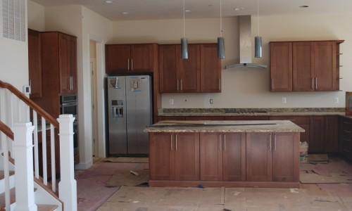 JMB HOMES Augusta Ridge - Lot 2 Sonoma kitchen