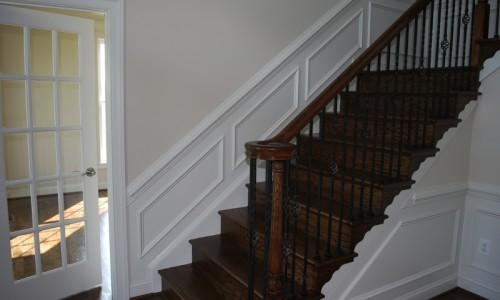 JMB HOMES Long Reach Farms - Lot 1 - Marsten staircase