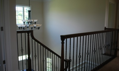JMB HOMES Long Reach Farms - Lot 1 - Marsten staircase