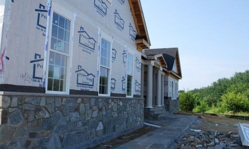 A JMB HOMES Custom house