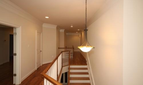 JMB HOMES Augusta Ridge - Lot 9 Sonoma upstairs hallway