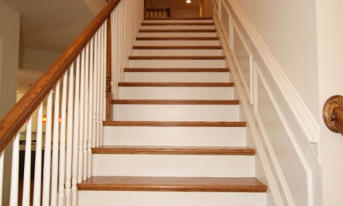 JMB HOMES Augusta Ridge - Lot 9 Sonoma main staircase