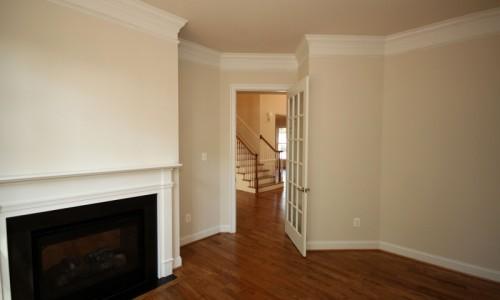 JMB HOMES Augusta Ridge - Lot 9 Sonoma fireplace