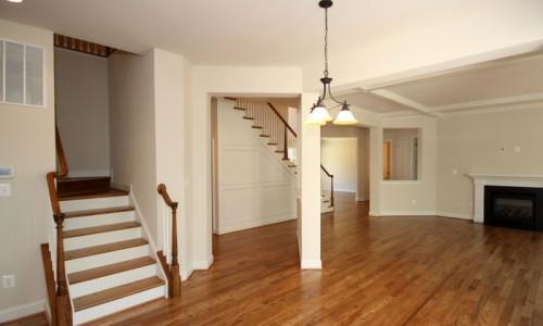 JMB HOMES Augusta Ridge - Lot 9 Sonoma living room