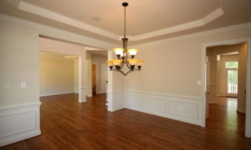 JMB HOMES Augusta Ridge - Lot 9 Sonoma dining room