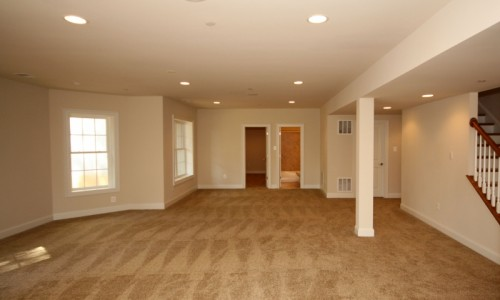 JMB HOMES Augusta Ridge - Lot 9 Sonoma finished basement