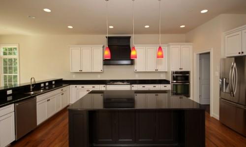 JMB HOMES Augusta Ridge - Lot 9 Sonoma kitchen