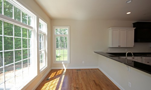 JMB HOMES Augusta Ridge - Lot 9 Sonoma kitchen windows