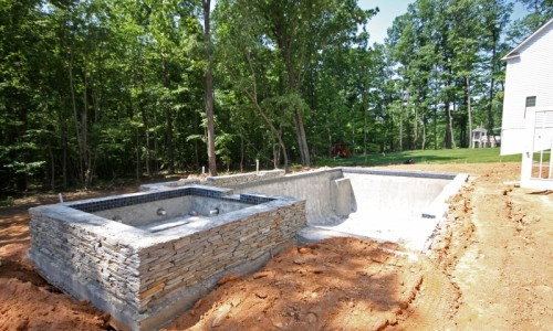 JMB HOMES Augusta Ridge - Lot 9 Sonoma foundation