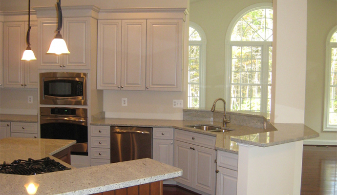 Augusta Ridge – Parkton MD custom kitchen