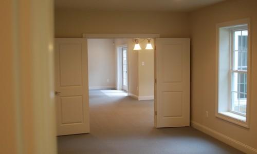 JMB HOMES Augusta Ridge - Lot 8 Woodbridge connected rooms