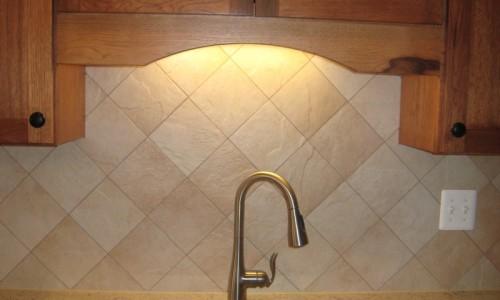 JMB HOMES West Virginia Custom Home kitchen sink