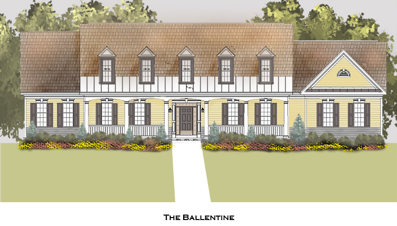 The Ballentine by JMB HOMES