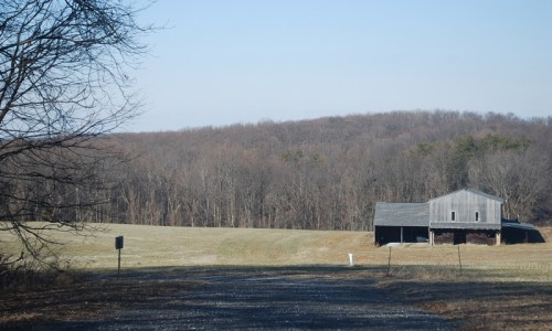 Mullineaux Chance - Mt. Airy, MD lot view