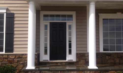 JMB HOMES Mullineaux Chance - Mt. Airy, MD the Sonoma front door