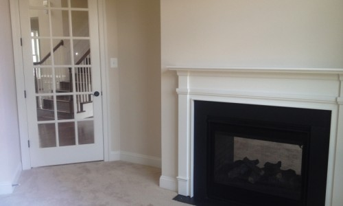 JMB HOMES Mullineaux Chance - Mt. Airy, MD the Sonoma fireplace