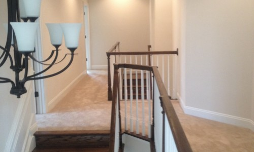 JMB HOMES Mullineaux Chance - Mt. Airy, MD the Sonoma upstairs view