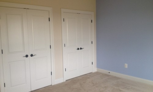 JMB HOMES Mullineaux Chance - Mt. Airy, MD the Sonoma closets