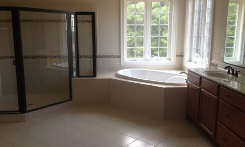 JMB HOMES Mullineaux Chance - Mt. Airy, MD the Sonoma master bath