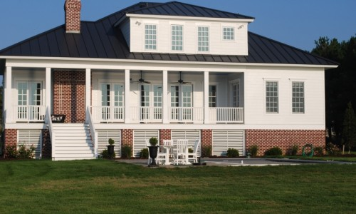 JMB HOMES Tilghman Island Custom Home