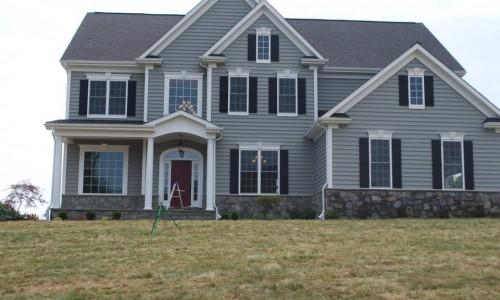 Custom Home in Harford County 52