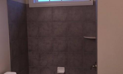 Custom Home in Timonium bathtub