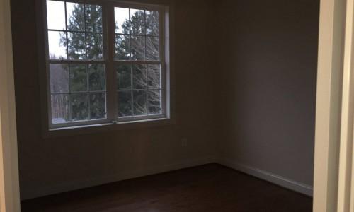 Custom Home in Timonium window