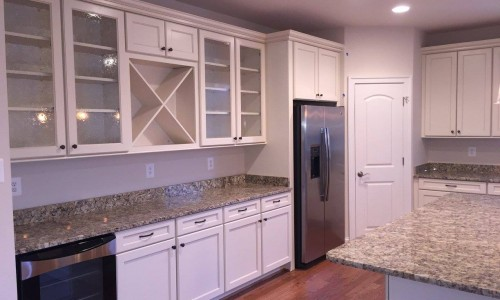 Custom Home in Timonium kitchen