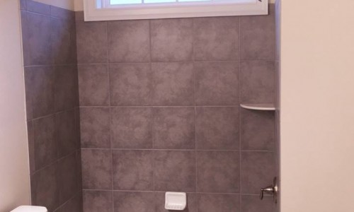 Custom Home in Timonium bath